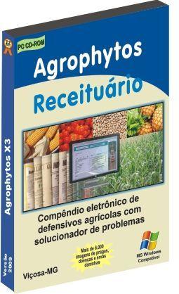 Agrophytos Receituário: Compêndio e Emissor de Receita Agronômica
