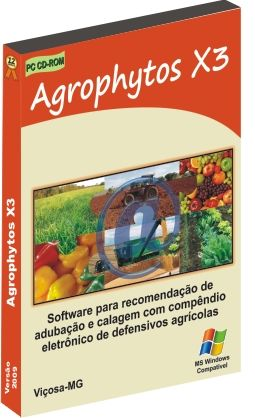 Agrophytos X3: Agrophytos Receituário + Agrophytos Solo