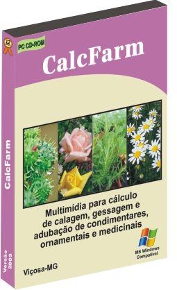 CalcFarm: Cálculo de calagem e adubação
