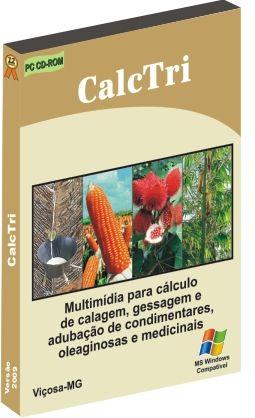 CalcTri: Cálculo de  calagem e adubação
