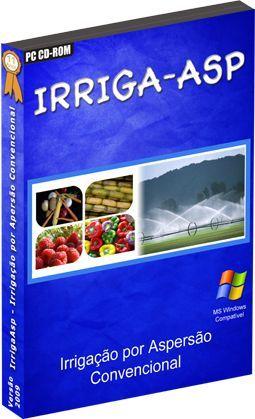 Irriga-ASP: Irrigação por Aspersão Convencional
