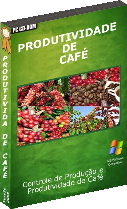 Gerente Cafeeiro: Controle de Produção e Produtividade do Café