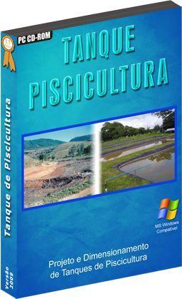 Tanque Piscicultura: Projeto e Dimensionamento de Tanques de Piscicultura