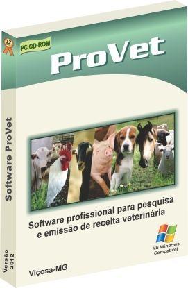 Provet: Emissor de Receituário Veterinário
