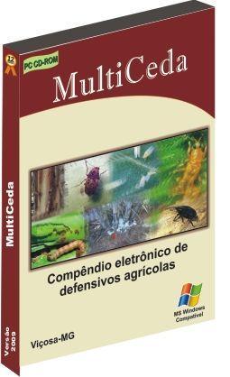 MultiCeda: Compêndio Eletrônico de Defensivos Agrícolas
